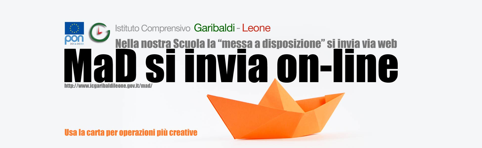 MaD messe a disposizione on-line
